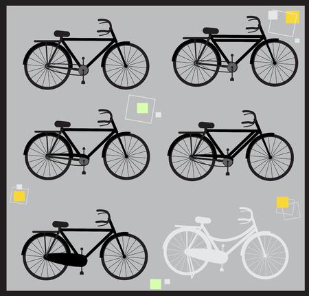ciclos: Ciclos de indias Formas y siluetas
