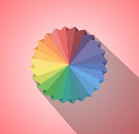 rainbow: Rainbow Wheel