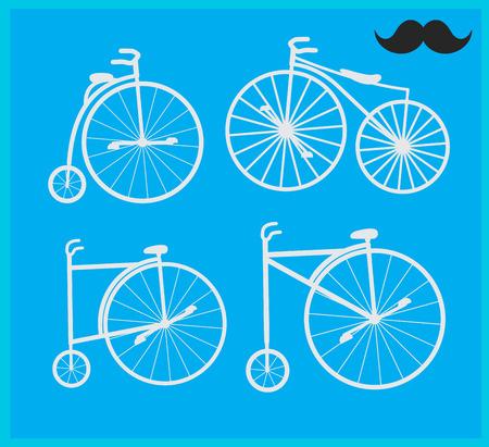 ciclos: Fantasía circo Ciclos Colecciones Vectores
