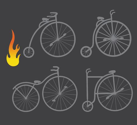 ciclos: Ciclos de fantasía del circo Set