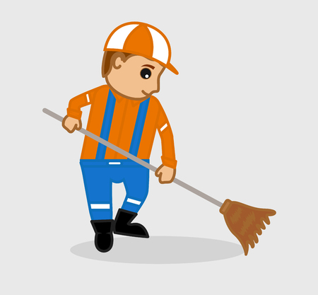 sweeper: A Young Sweeper