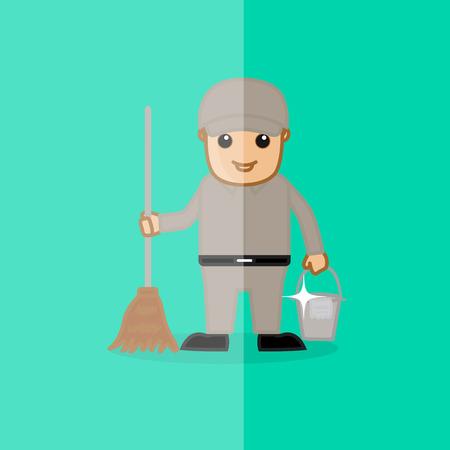 housekeeper: A Housekeeper