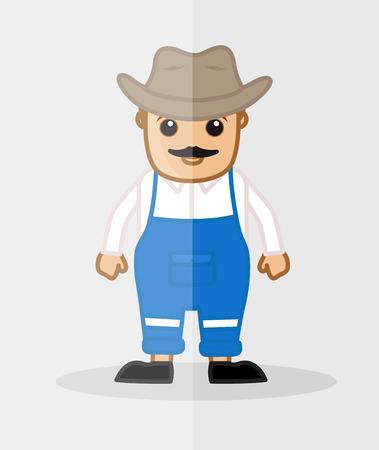 villager: Cowboy Character
