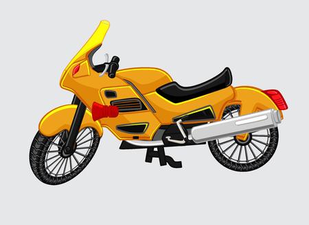 bicicleta vector: Vector de los deportes de la bici Vectores