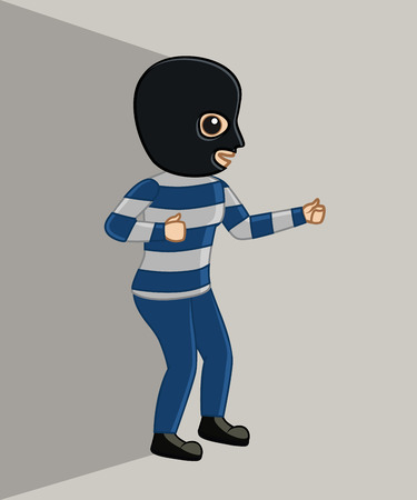 robber: Robber with Mask