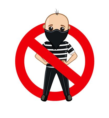 Thief Forbidden Symbol