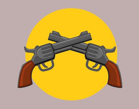gunslinger: Pistols Vector