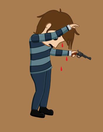 murderer: Terrorist with Gun