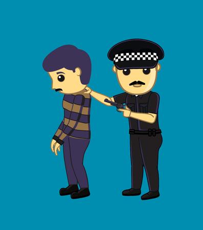 Police Arrested a Fraud Man