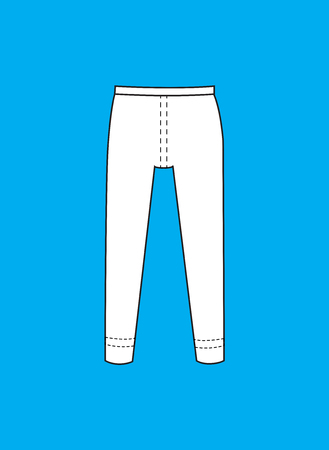 gents: Gents and Ladies Thermal Trouser