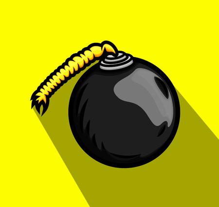 bomb: Bomb Vector