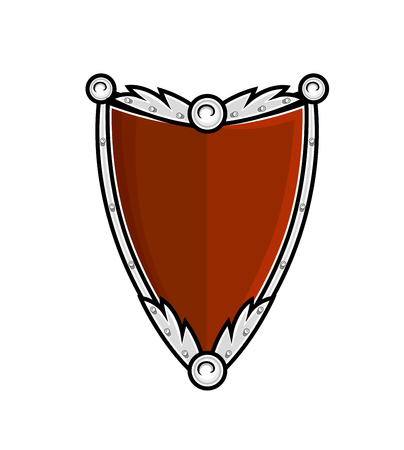 ninja tool: Ancient Shield Vector