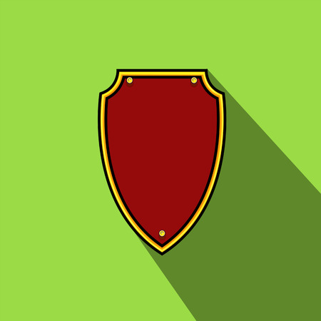 swordsmanship: Retro Shield Frame