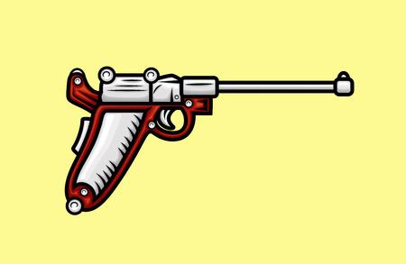 retro: Retro Gun