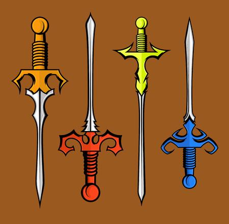 espadas medievales: Medieval Swords