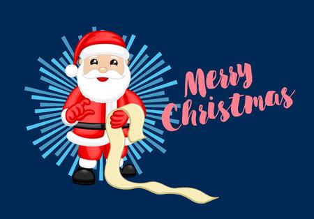 christmas list: Santa Making List for Christmas Party