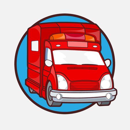boxcar: Ambulance Car