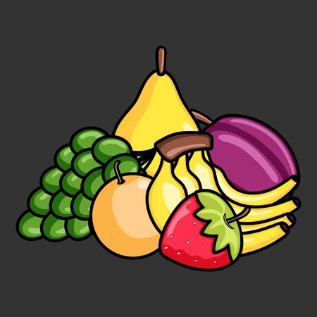Seasonal Organic Fruits