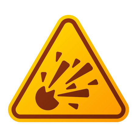 security alarm: Attention icon danger button and attention warning sign. Attention security alarm symbol. Danger warning attention sign with symbol information and notification icon vector