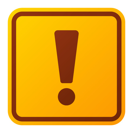 warning attention sign: Attention icon danger button and attention warning sign. Attention security alarm symbol. Danger warning attention sign with symbol information and notification icon vector