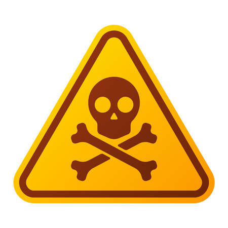 electricity danger of death: Attention hight voltage icon danger button and attention warning sign. Attention security alarm symbol. Danger warning attention sign with symbol danger zone information and notification icon vector