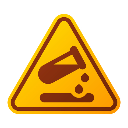 computer viruses: Attention biology viruses icon danger button and attention warning sign. Attention security alarm symbol. Danger warning attention virus sign with symbol information and notification icon vector