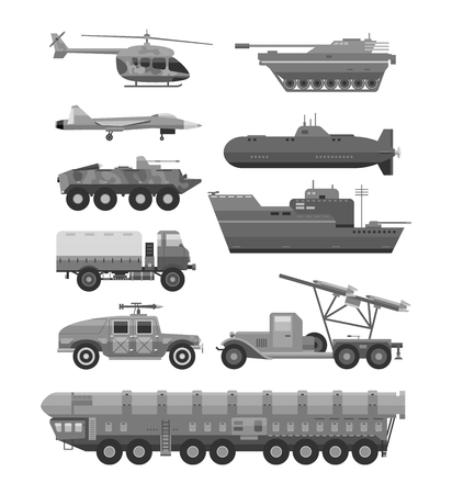 howitzer: Military technic army, war tanks and military industry technic armor tanks collection. Military technic and armor tanks, helicopter, hurricane, missile system submarine, armored personnel carriers