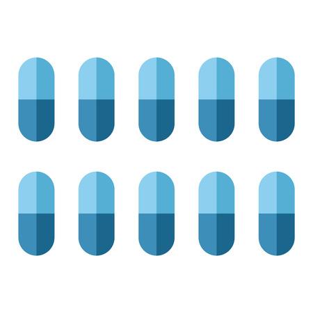 antibiotic: Tablets pills medicine medical on white background. Tablet pills medical drug pharmacy care and tablet pills antibiotic pharmaceutical. Healthy vitamin tablet pills and prescription tablet pills.