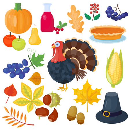 Thanksgiving Icons Stock Photos Images. Royalty Free Thanksgiving ...