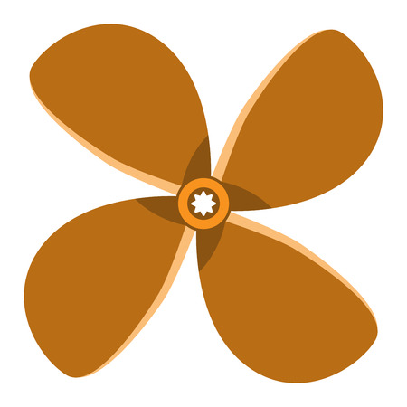 ventilator: Turbines icons propeller fan rotation technology equipment. Fan blade, wind ventilator propeller fan equipment generator. Vector illustration propeller fan vector electric industrial ventilators. Illustration