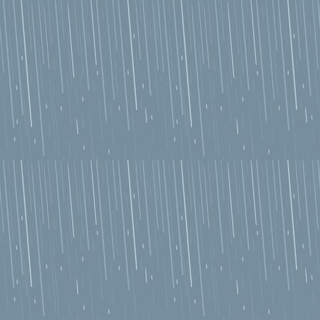 rain drop: Seamless colorful rain drops pattern background vector. Seamless rain drop pattern stylish hipster background. Rain drops pattern design seamless graphic nature texture liquid backdrop. Illustration