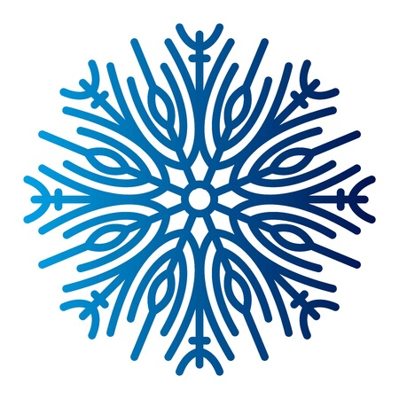 snowflake vector illustration and season nature winter sign symbol rh 123rf com free snowflake vector artwork snowflake vector line art