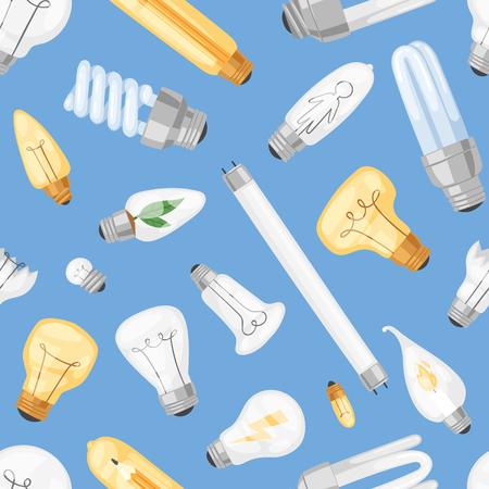 Icône de solution idée ampoule vecteur ampoule et lampe d'éclairage électrique cfl ou électricité à LED et illustration de lumière fluorescente définie fond transparent Vecteurs