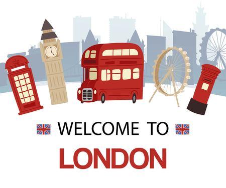 Willkommen bei England-Banner