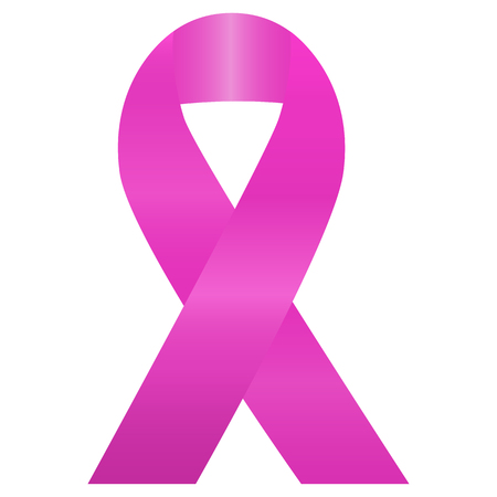 Picture of a pink ribbon
