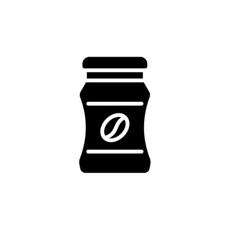 Instant Coffee icon in vector. Logotype