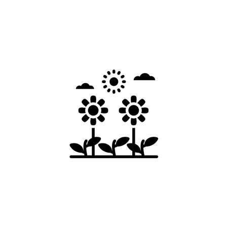Plants icon in vector.