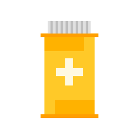 Drugs icon vector isolated on white background for your web and mobile app design, Drugs logo concept