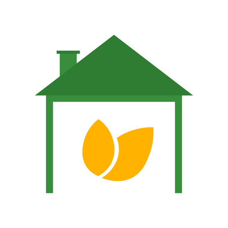 Greenhouse icon vector isolated on white background for your web and mobile app design, Greenhouse logo concept