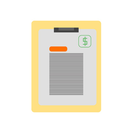 Loan icon vector isolated on white background for your web and mobile app design, Loan logo concept