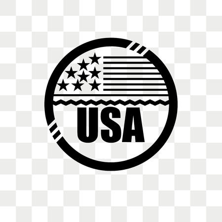 Icono de vector de etiqueta aislado sobre fondo transparente, concepto de logo de etiqueta