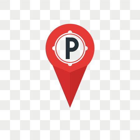 Tijdelijke aanduiding vector pictogram geïsoleerd op transparante achtergrond, tijdelijke aanduiding logo concept