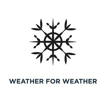 Weer voor weersvoorspelling pictogram. temperatuur. klimaat concept symbool ontwerp, vectorillustratie Stockfoto - 109719692