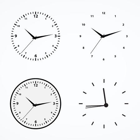 시계 세트