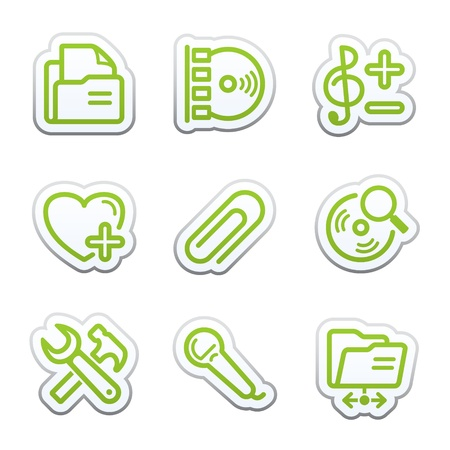 configure: Internet sticker 11 Illustration