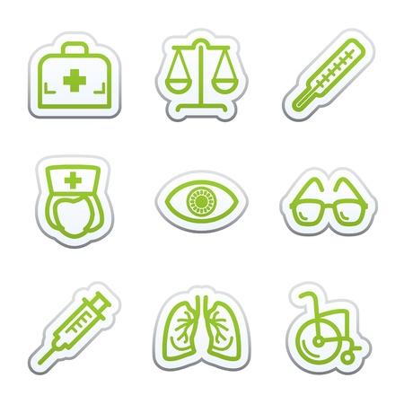 ophthalmology: Internet sticker 13