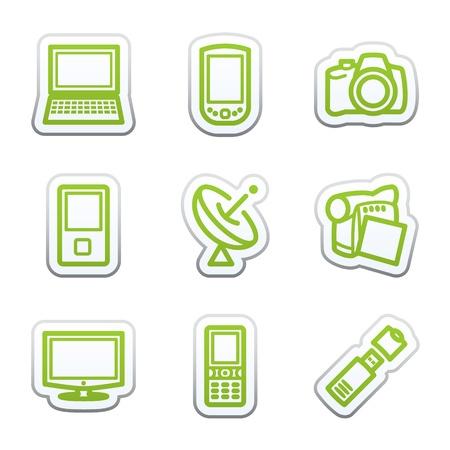 e commerce icon: Etiqueta de Internet 16
