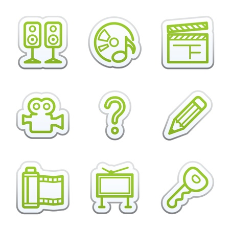 edit icon: Internet sticker 28 Illustration