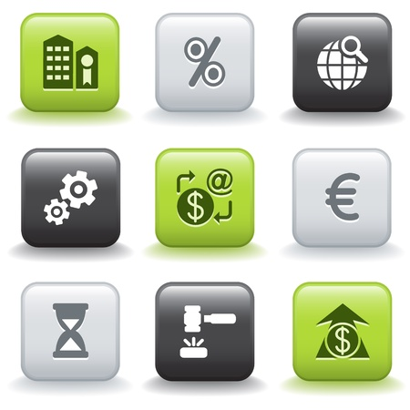 retailers: Icons with buttons 25
