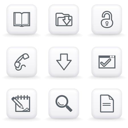 edit: White button for web 6